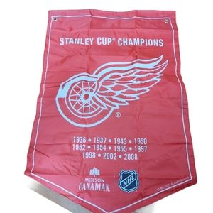 Free with 3 purchase - NHL Stanley Cup Banner